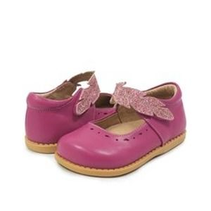 Livie and Luca Plume Mary Jane Shoes Magenta 7